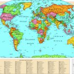 Longitude And Latitude Maps Of World 16 12   Sitedesignco Intended For World Map With Latitude And Longitude Lines Printable