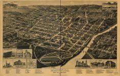 Printable Map Of Macon Ga