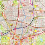 Madrid Map   Detailed City And Metro Maps Of Madrid For Download Within Madrid City Map Printable