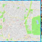 Madrid Maps   Top Tourist Attractions   Free, Printable City Street In Printable Map Of Madrid