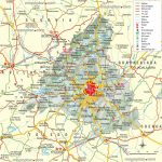 Madrid Maps   Top Tourist Attractions   Free, Printable City Street Pertaining To Madrid City Map Printable