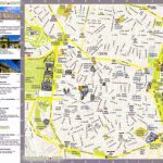 Madrid Maps   Top Tourist Attractions   Free, Printable City Street Within Madrid City Map Printable