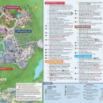 Magic Kingdom Park Map – Walt Disney World – Printable Disney World with Printable Disney Maps