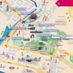 Malaysia Tourism & Travel Guide » Tourist Map :: Melaka @ Malacca Inside Melaka Tourist Map Printable