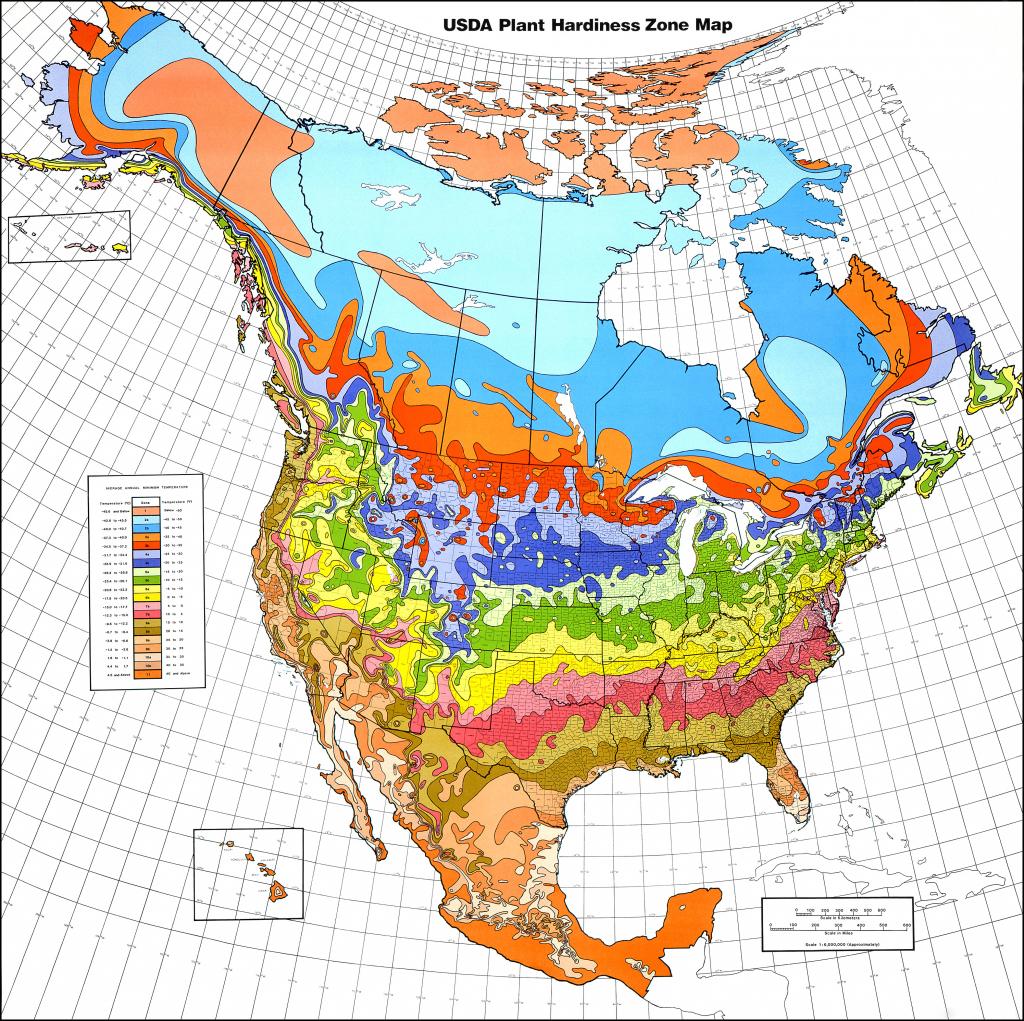 Map Downloads | Usda Plant Hardiness Zone Map throughout Printable Usda Hardiness Zone Map