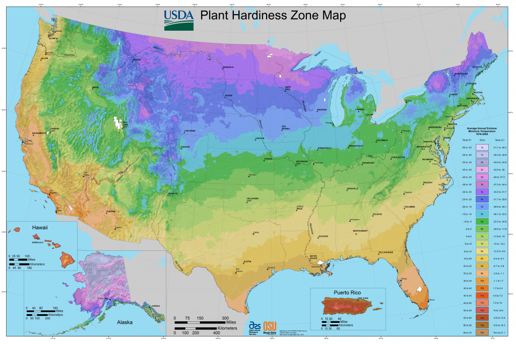 Map Downloads | Usda Plant Hardiness Zone Map with Printable Usda Hardiness Zone Map