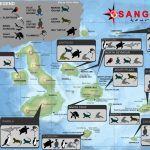 Map Galapagos Islands   Free Printable Maps Pertaining To Printable Map Of Galapagos Islands
