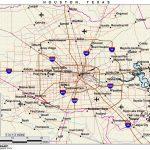Map Houston Texas | Afputra Pertaining To Printable Map Of Houston