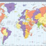 Map In Large Print Of The World Inpinks | Free Printable World Time Pertaining To Free Large Printable World Map