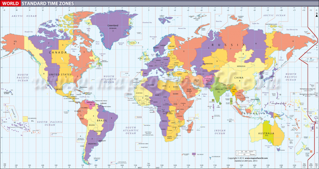 Map In Large Print Of The World Inpinks | Free Printable World Time regarding Large Printable Map