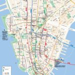 Map Manhattan Streets | Globalsupportinitiative Regarding Printable Map Of Manhattan Pdf