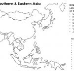 Map Of Asia Blank And Travel Information   Download Free Map Of Asia Inside Blank Outline Map Of Asia Printable
