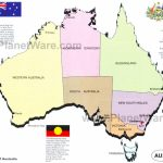 Map Of Australia   States And Territories | Planetware For Printable Map Of Australia With States And Capital Cities