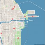 Map Of Chicago Printable Tourist 87318 Png Filetype | D1Softball Within Chicago Tourist Map Printable