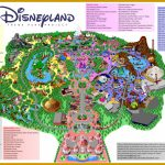 Map Of Disneyland California Road Map Printable Map Of Disneyland Pertaining To Printable Disneyland Map