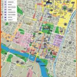 Map Of Downtown Austin   Map Downtown Austin (Texas   Usa) Pertaining To Printable Map Of Austin Tx