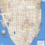 Map Of Downtown Charleston Inside Printable Map Of Charleston Sc Historic District