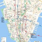 Map Of Downtown Nyc Streets Download Printable Street New York City For Brooklyn Street Map Printable