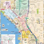 Map Of Downtown Seattle: Interactive And Printable Maps | Wheretraveler Pertaining To Printable Map Of Downtown Seattle
