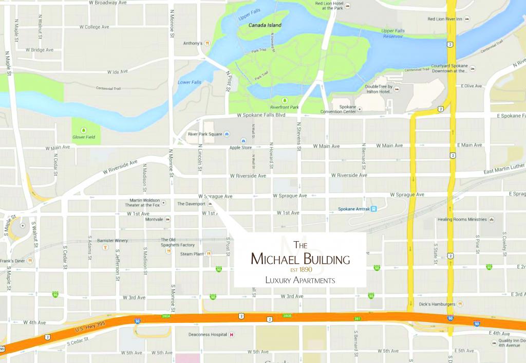 Map Of Europe Political #265154 regarding Downtown Spokane Map Printable