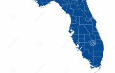 Free Printable Map Of Florida