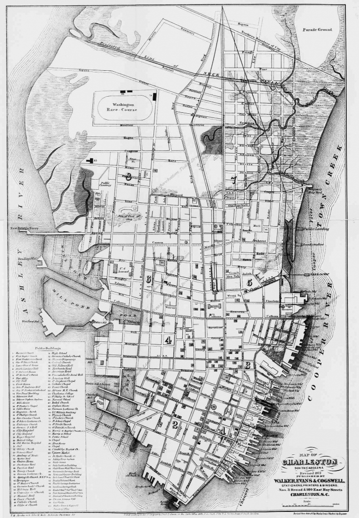 Map Of Just Downtown | Actual Std & Invitations In 2019 | Charleston with regard to Printable Map Of Charleston Sc Historic District