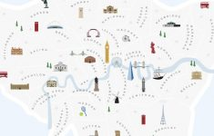 Printable Map Of London Boroughs