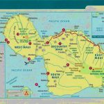 Map Of Maui Hawaii | Afputra Throughout Printable Map Of Maui