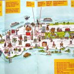 Map Of New York City Attractions Printable | Manhattan Citysites For Printable Map Of New York City Landmarks