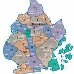 Map Of Nyc 5 Boroughs & Neighborhoods Pertaining To Printable Map Of Brooklyn Ny Neighborhoods