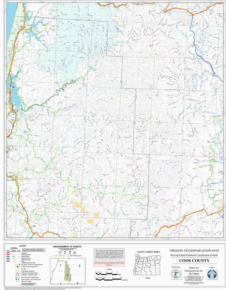 Printable Local Maps