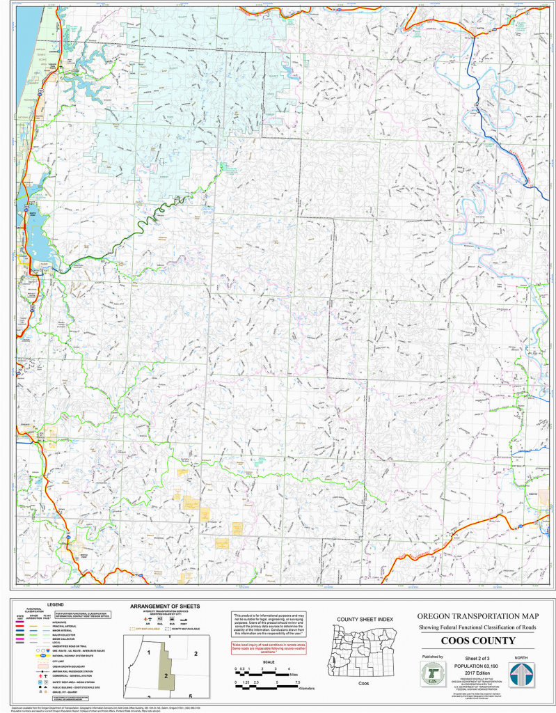 Map Of Pendleton Oregon Printable Local Road Maps Download Them Or within Printable Local Maps