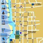 Map Of Puerto Vallarta Downtown   Vallarta Info Throughout Puerto Vallarta Maps Printable