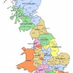 Map Of Regions And Counties Of England, Wales, Scotland. I Know Is With Printable Map Of Uk Cities And Counties