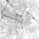Map Of Richmond, Virginia | Hebstreits Sketches Inside Printable Map Of Richmond Va