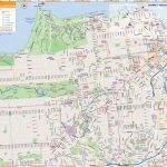 Map Of San Francisco: Interactive And Printable Maps | Wheretraveler With San Francisco Tourist Map Printable