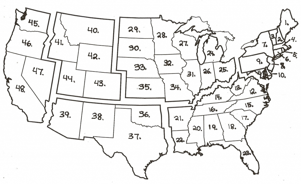 Map Of Southeast Us States - Maplewebandpc intended for Southeast States Map Printable