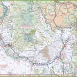 Map Of Southern Idaho Throughout Printable Map Of Idaho