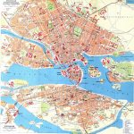 Map Of Stockholm | Rtlbreakfastclub Within Printable Map Of Stockholm