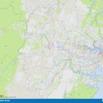 Map Of Sydney Suburbs – Voommaps Throughout Printable Map Of Sydney Suburbs