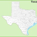 Map Of Texas State And Travel Information | Download Free Map Of Throughout Free Printable Map Of Texas