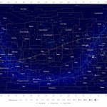 Map Of The Constellations   In The Sky In Printable Constellation Map