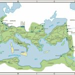 Map Of The Roman Empire Ad 117 (Usma) Pertaining To Printable Map Of Ancient Rome