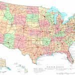 Map Of The Us States | Printable United States Map | Jb's Travels For Free Printable Road Maps