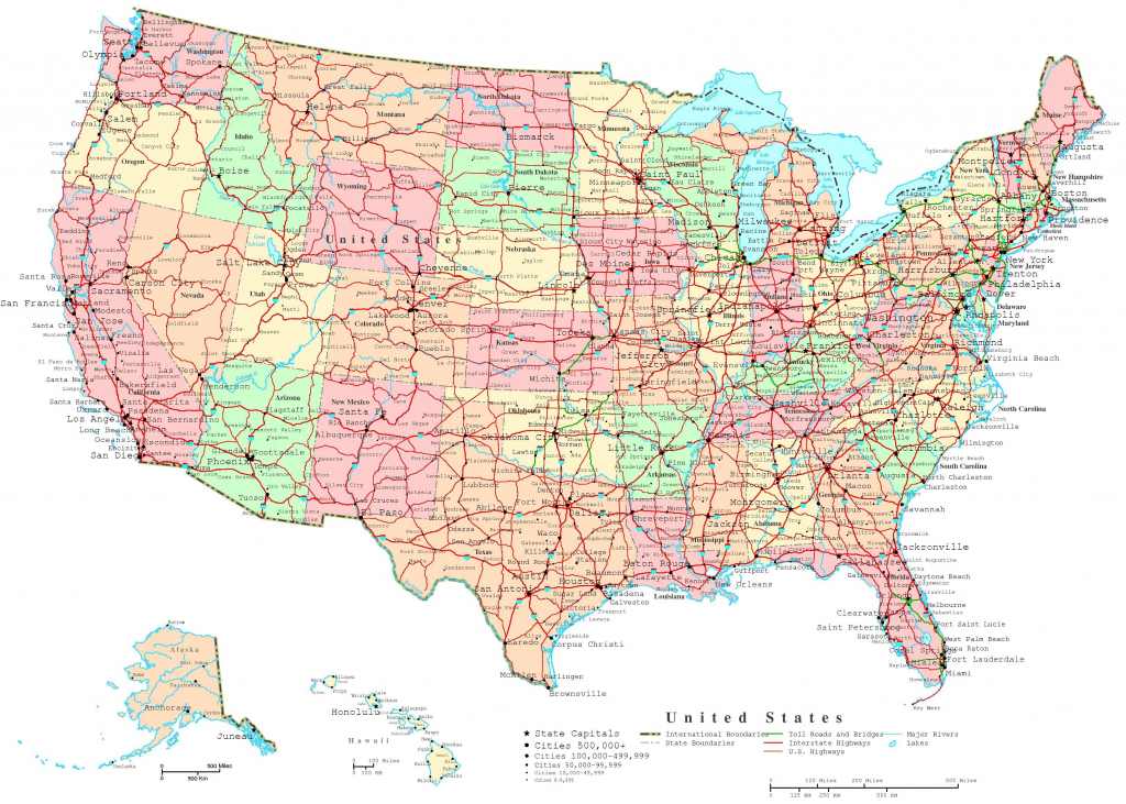 Map Of The Us States | Printable United States Map | Jb's Travels pertaining to 8 1 2 X 11 Printable Map Of United States