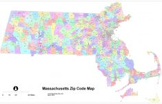 Printable Map Of Massachusetts Towns