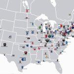 Map Of Us Baseball Stadiums Baseball Stadium Map Luxury Amazing Mlb For Printable Map Of Mlb Stadiums