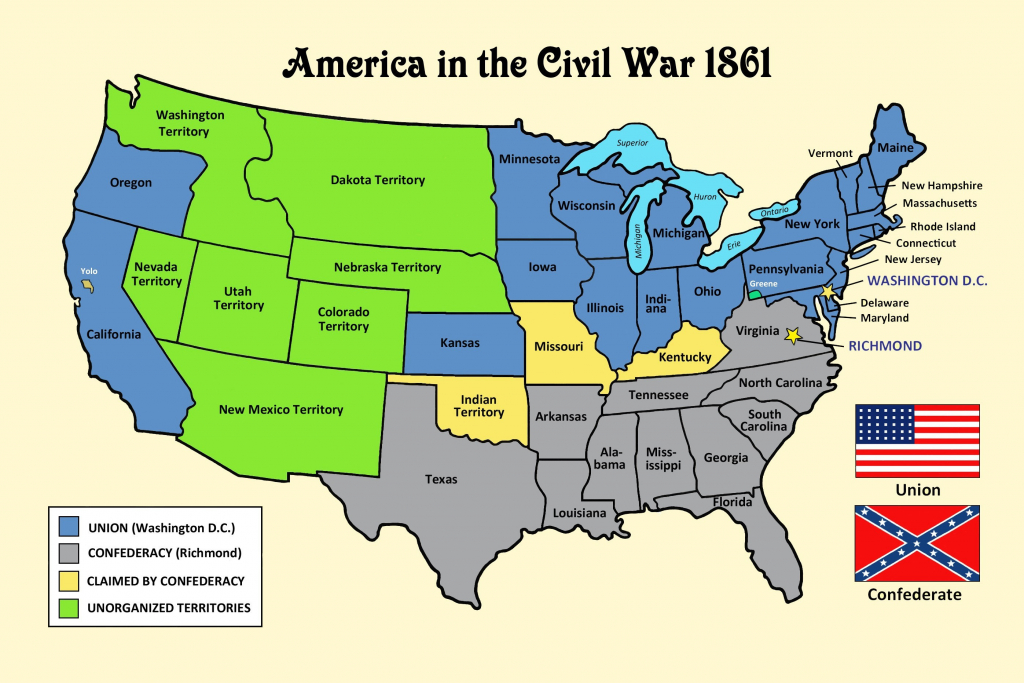 Map Of Us During The Civil War Page143 Awesome Usa Map Civil War intended for Printable Civil War Map