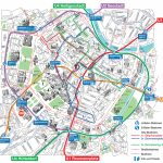 Map Of Vienna Tourist Attractions, Sightseeing & Tourist Tour With Printable Map Of Vienna