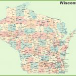 Map Of Wisconsin Cities Printable 860 | D1Softball Intended For Printable Map Of Wisconsin Cities